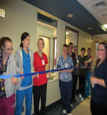 spring newsletter, 2nd floor nursing station grand opening 016.jpg